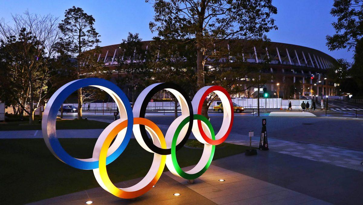 Εκκίνηση για τους Ολυμπιακούς αγώνες στο τόκιο