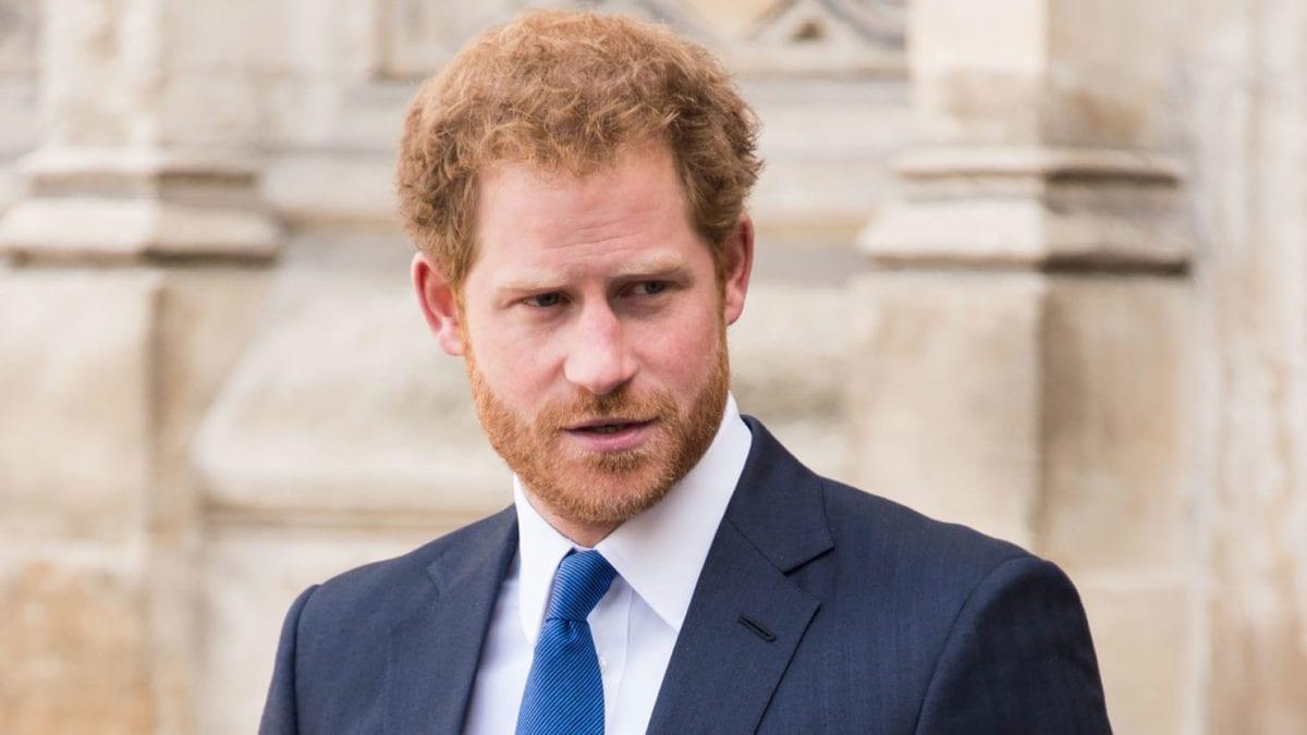 Ο Δούκας του Σάσεξ πρίγκιπας Χάρι