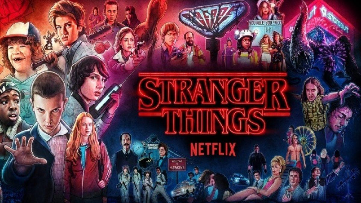 ης σειράς Stranger Things