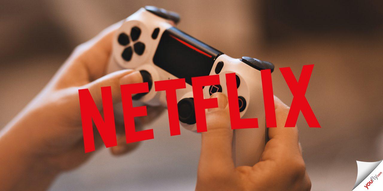 το Gaming έρχεται στο Netflix