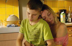 Σκηνή από την ταινία Une Enfance