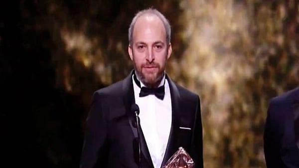 ο μοντέρ Γιώργος Λαμπρινός είναι μέλος της Αμερικανικής Ακαδημίας Τεχνών κι Επιστημών