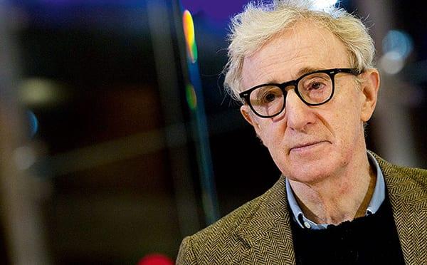 Zip the Day Woody Allen