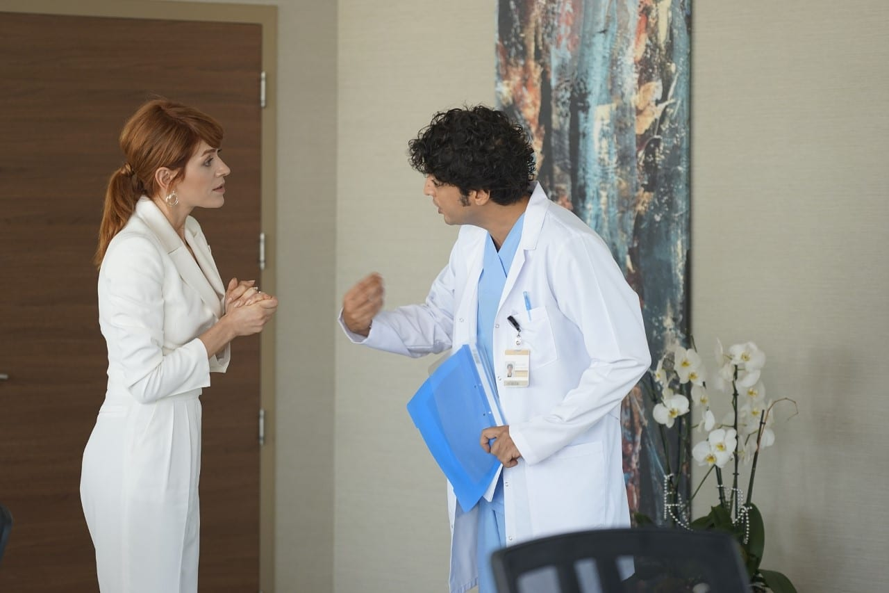 Ο Αλί και η Μπελίζ στη σειρά ο Γιατρός
