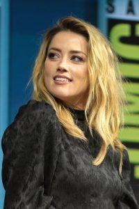 H Amber Heard σε φωτογραφία