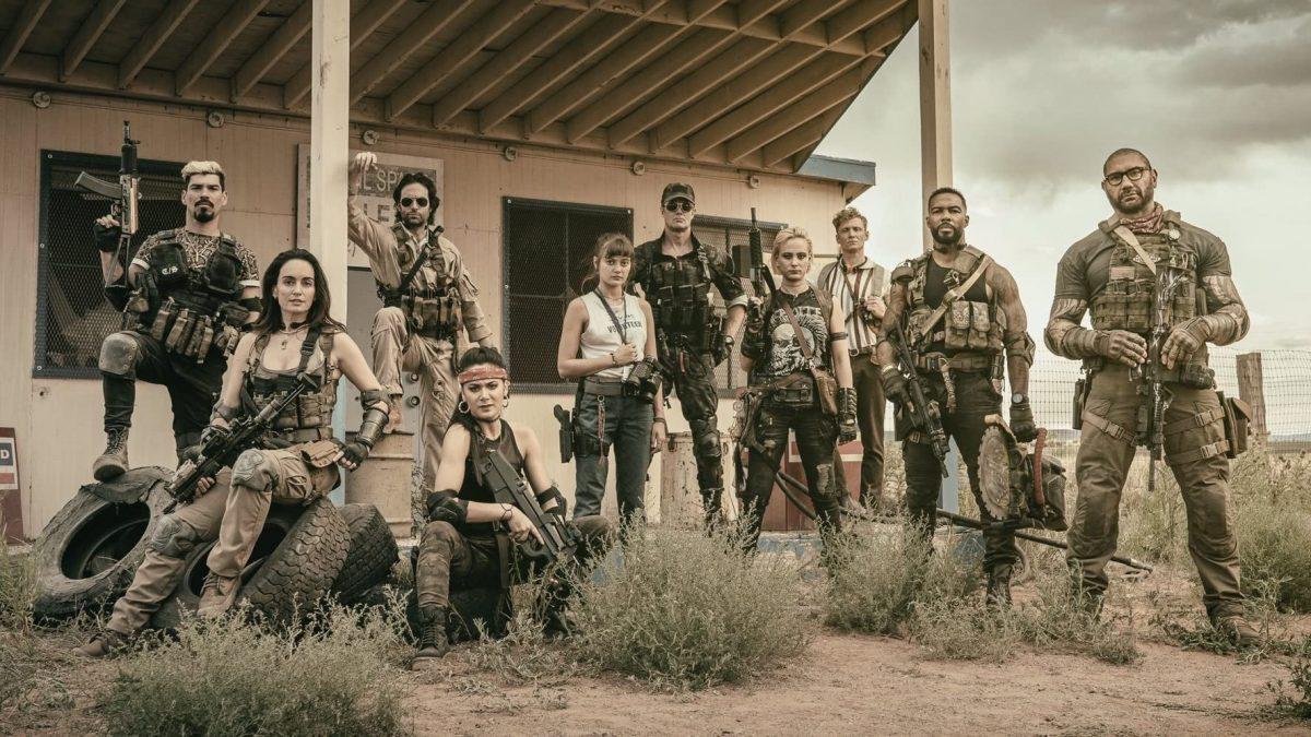 Πλάνο από το Army of Dead