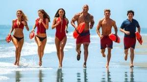Baywatch, μία από τις ταινίες στο Netflix για το καλοκαίρι
