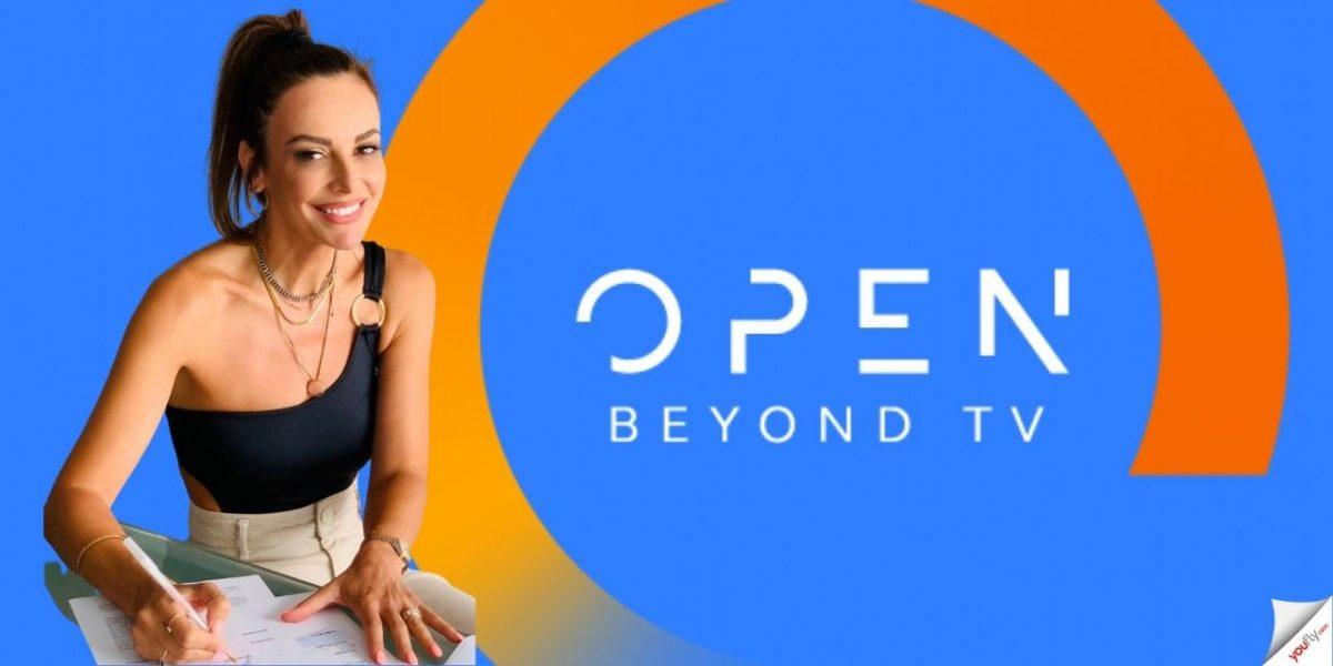Η Μπέττυ Μαγγίρα επίσημα στο OPEN