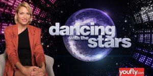 η Βίκυ Επιτροπή κοιτάζει την επιτροπή του dancing with the stars