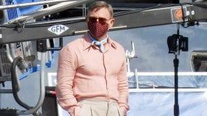Ο Daniel Craig στις Σπέτσες
