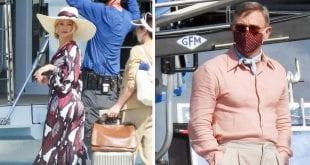 Ο Daniel Craig στις Σπέτσες και η Kate Hudson