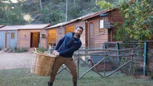 Ο Σάκης Τανιμανίδης στη Φάρμα 2