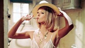 Η Faye Dunaway σε παλιά ταινία