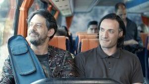 Σκηνή από νέα σειρά στην ΕΡΤ με τον Ανδρέα Κωνσταντίνου