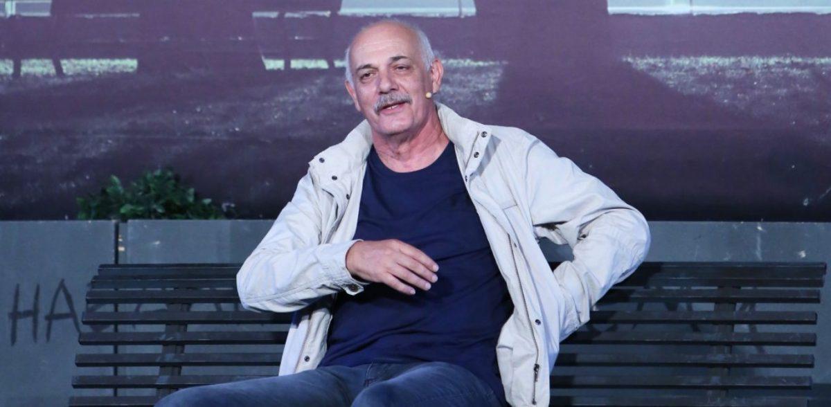 Ο ηθοποιός Γιώργος Κιμούλης