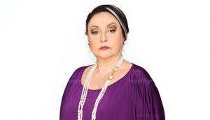 Η Μίρκα Παπακωνσταντίνου στο Άσε μας ρε μαμά