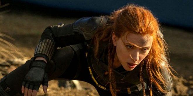 νέα ταινία Marvel Black Widow