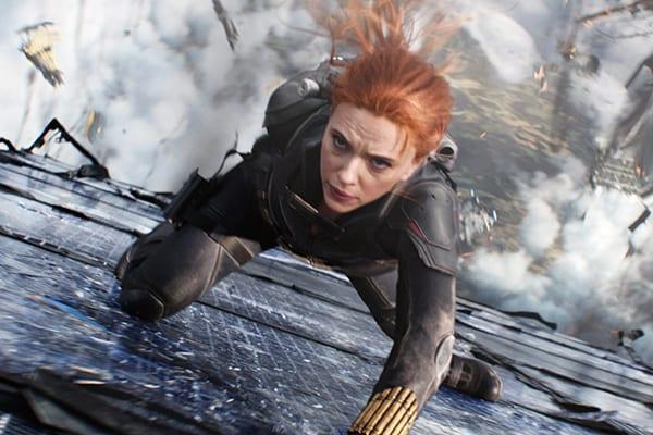 η νέα ταινία της Marvel Black Widow έκανε ρεκόρ εισπράξεων