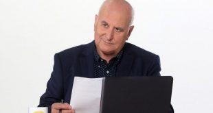 Ο παρουσιαστής Γιώργος Παπαδάκης