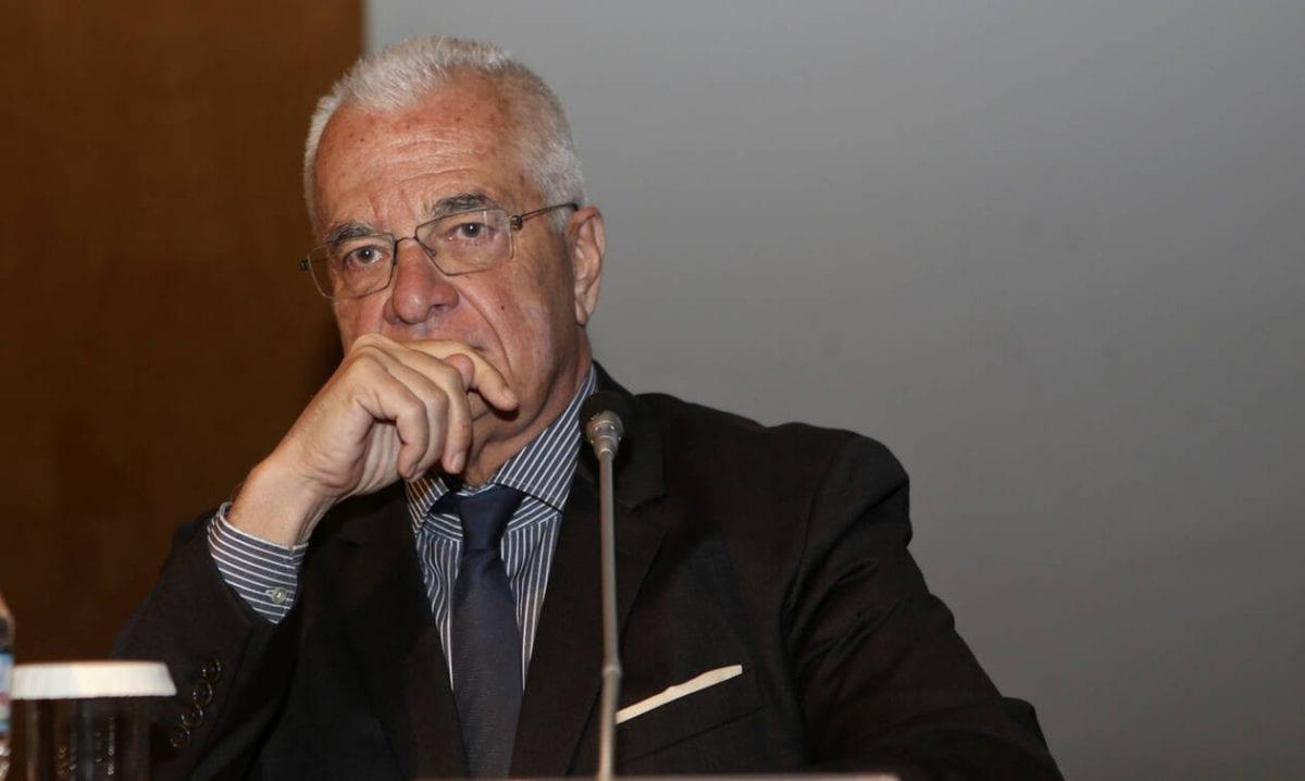 Ο δημοσιογράφος Γιάννης Πρετεντέρης