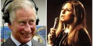 Η playlist και ο Πρίγκιπας Κάρολος σε φωτογραφία