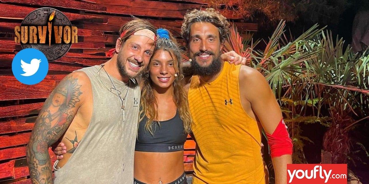 Οι 3 φιναλίστ στον τελικό του Survivor