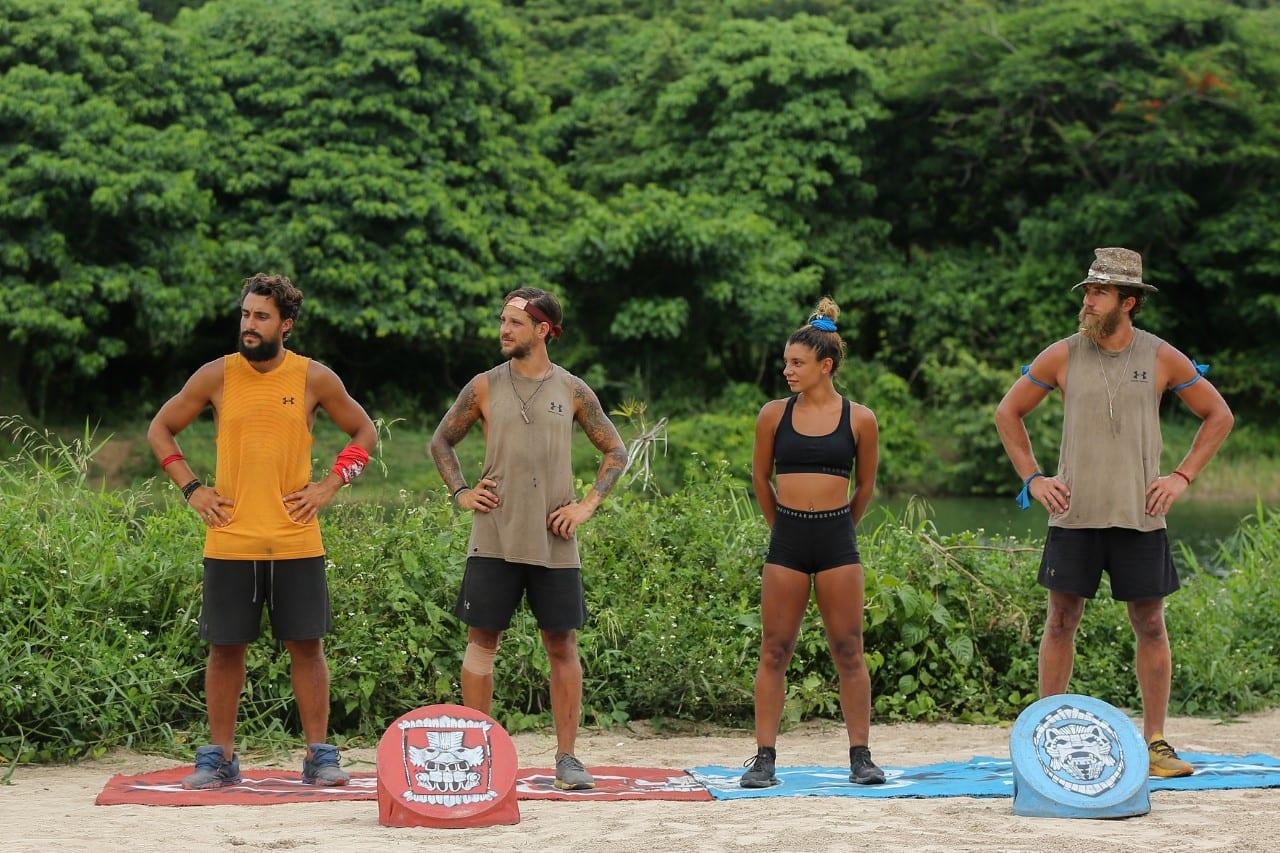 Οι παίκτες στον τελικό του survivor