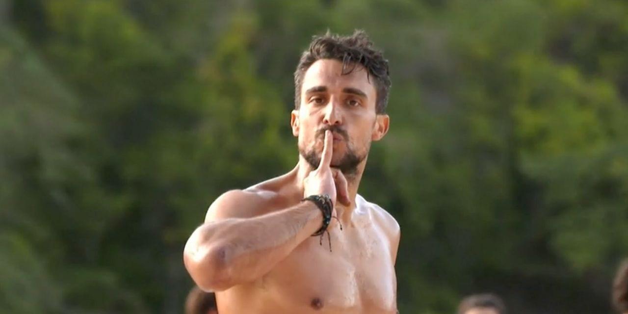 Ο Σάκης στον τελικό του Survivor