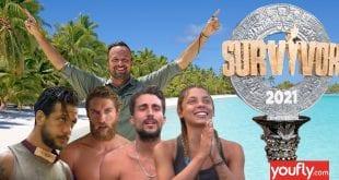 Οι παίκτες στο Survivor