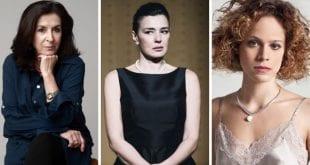 Οι πρωταγωνίστριες στην ταινία τα τάπερ της αλίκης