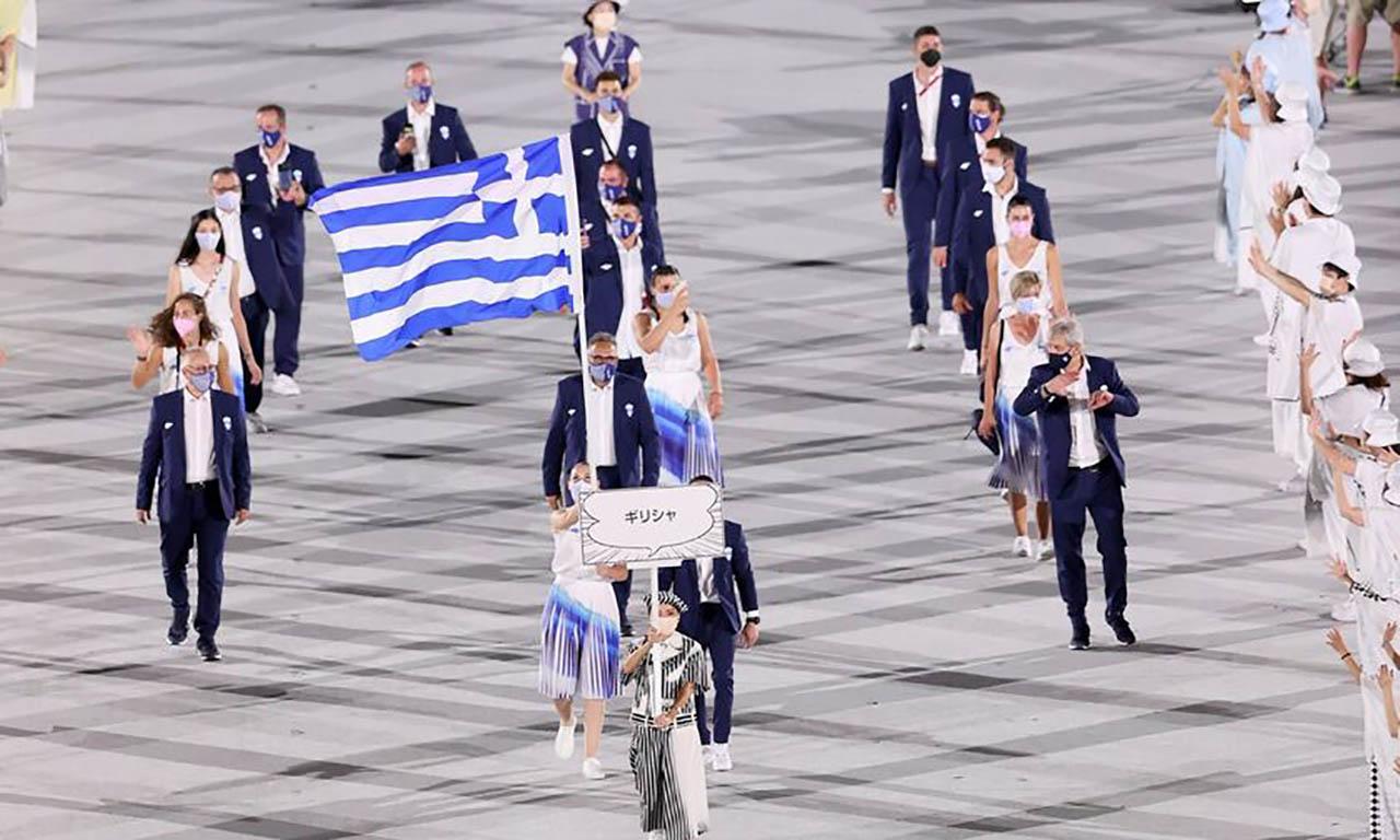 τηλεθέαση χθες 23/7 έναρξη ολυμπιακών αγώνων