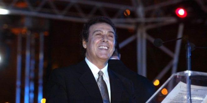 Ο Βοσκόπουλος σε συναυλία