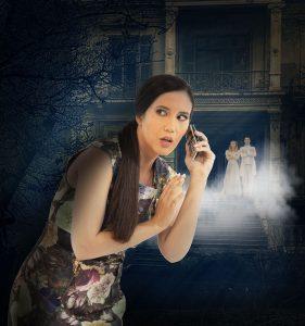 Η Ελένη Βαιτσου σε παράσταση