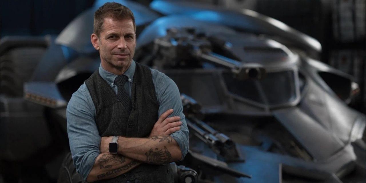 Ο Zack Snyder σε νέα ταινία στο Netflix