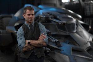 Ο Zack Snyder