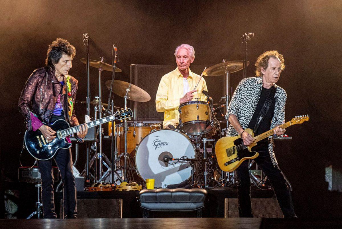 Πλάνο από τους Rolling Stones - Τσάρλι Γουότς: Πέθανε ο ντράμερ των Rolling Stones