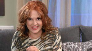 Η ηθοποιός Ελένη Ράντου στην σειρά Ζακέτα να Πάρεις