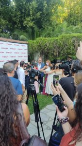 η Ελένη Μενεγάκη στην παρουσιαση για τη νεα εκπομπή - νέα ημερομηνία για την πρεμιέρα MEGA
