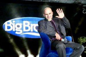 Ο Γιώργος Τσάκας, νικητής του Big Brother 1