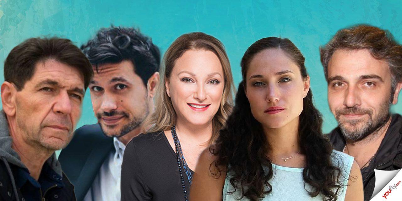 Ελληνικές Σειρές - Εκπομπές 2021-2022 Ποιοι ηθοποιοί παίζουν τη νέα τηλεοπτική σεζόν σε διπλό ταμπλό