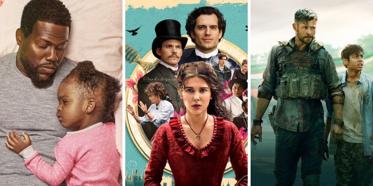 Οι 10μ δημοφιλέστερες ταινίες του Netflix με βάση των αριθμών προβολών τους