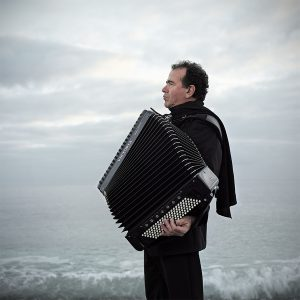 συναυλία του Richard Galliano Sani Festival