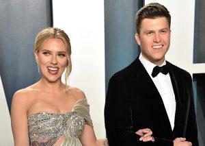 Η Scarlett Johansson έγινε μαμά