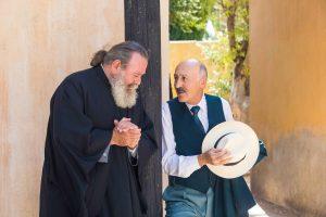 Ο παπα γρηγόρης και ο νέστορας
