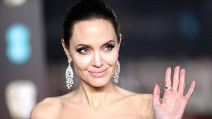 Angelina Jolie - Zip the Day