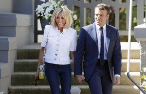O Macron στο Zip the day