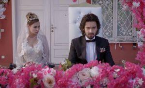 Ο Κερέμ και η Παρλά παντρεύονται