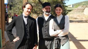 Υπόθεση και ηθοποιοί της σειράς Βαρδιάνος στα Σπόρκα