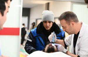 Ο Γιατρός Φερμάν μετά το ατύχημα
