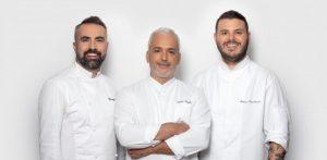 Οι κριτές του Game of Chefs